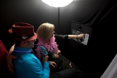 Photo booth prints from Powerplay DJ